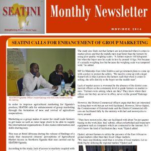 Newsletter: SEATINI Uganda