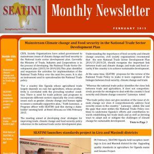 Newsletter: SEATINI-Uganda