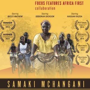 Samaki Mchangani – Tanzanian filmmaker Amil Shivji on tour in Germany