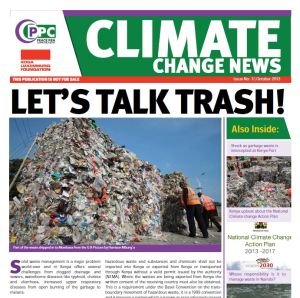 Newspaper: Climate Change News 3