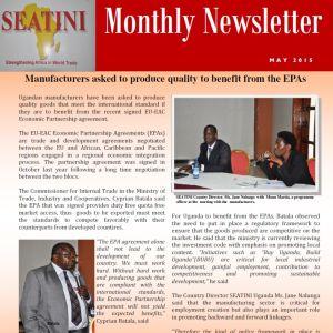 Newsletter: SEATINI Uganda Monthly Newsletter