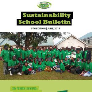 Newsletter: Sustainability School Bulletin No 5