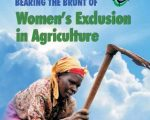Study: Bearing the brunt of women's exclusion in Agriculture