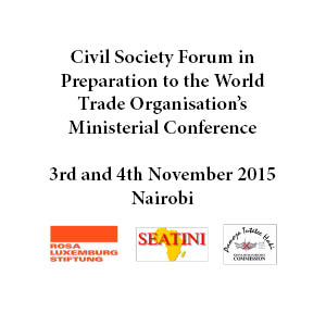 Conference: The Road to Nairobi