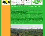 Newsletter: Community Green Radio Weekly Round Up No 3