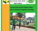 Newsletter: Community Green Radio Weekly Round Up No 2