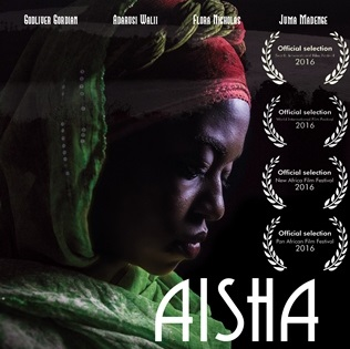 """Aisha"": Screening tour with Amil Shivji"