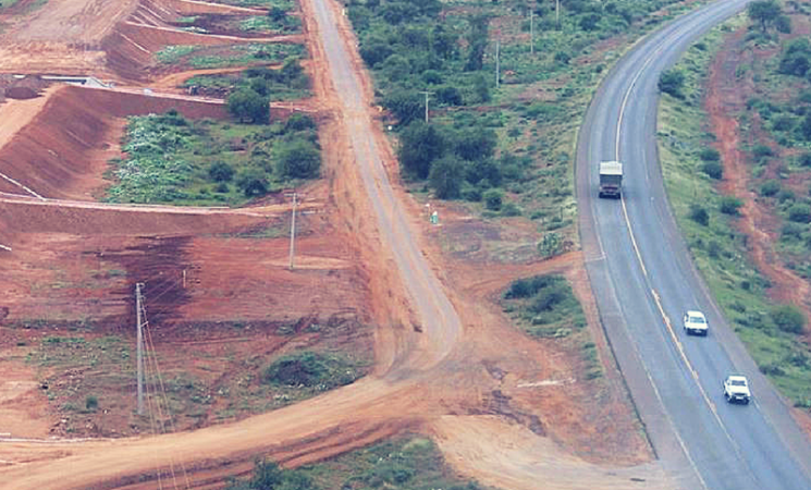 Balancing National Development Aspirations with Indigenous Peoples Local Communities' Land and Natural Resource Rights – A Case of Large Infrastructural Development Practice in Kenya