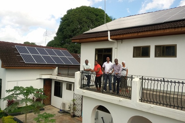 ROSA LUXEMBURG STIFTUNG EAST AFRICAN REGIONAL OFFICE IS GOING GREEN