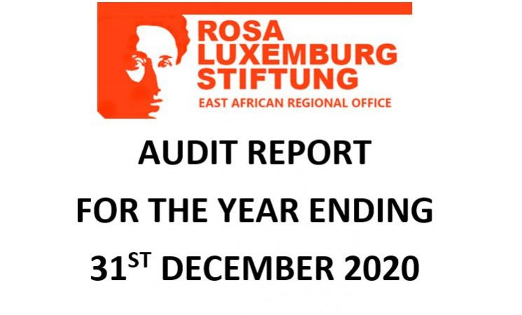 RLF 2020 AUDIT REPORT