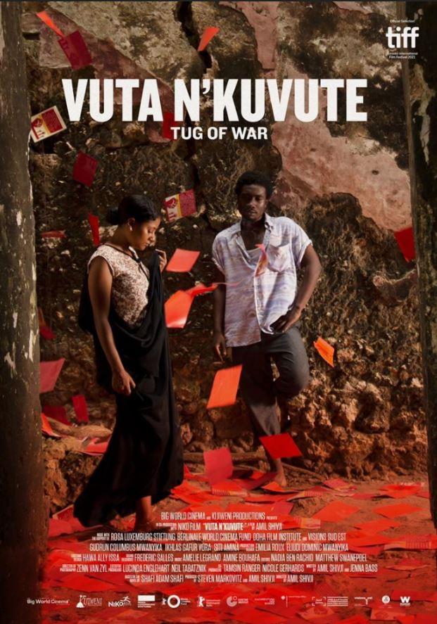 Tanzanian feature film Vuta N'Kuvute to premiere at Toronto International Film Festival (TIFF)