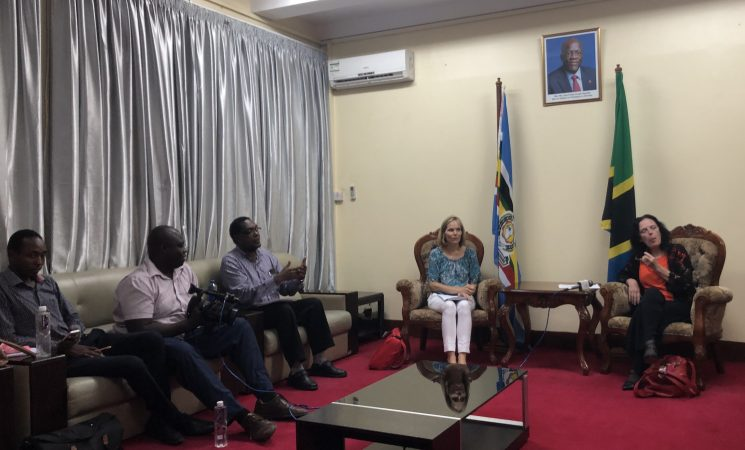 GERMAN MP ADVISES TANZANIA NOT TO SIGN THE TRADE AGREEMENT