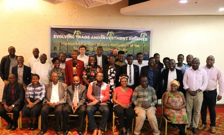 EAC CIVIL SOCIETY ORGANIZATIONS (CSOS) CALL FOR MORE PEOPLE CENTERED TRADE AND INVESTMENT REGIMES